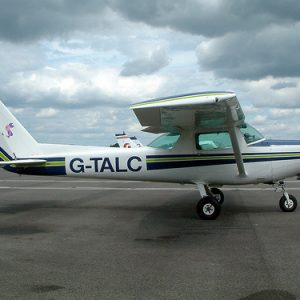 30 minute flight with an instructor in 2 seat aircraft